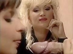 classic porn large head