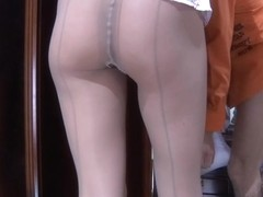PantyhoseJobs Video: Madeleine and Herbert