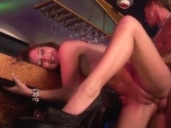 Maddy OReilly gets her face plastered with warm cum