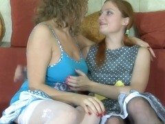 LickNylons Movie: Alina and Rita