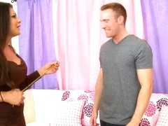 Teri Weigel & Ryan Blaze in My Friends Hot Mom