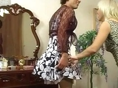 StraponSissies Movie: Irene B and Jack