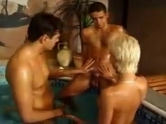 scandinavian MMF threesome