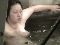Such a gorgeous Asian fem shows her boobs on spy cam nri025 00