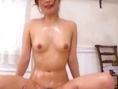 Crazy Japanese chick Miyu Hoshino in Amazing Small Tits, Couple JAV scene