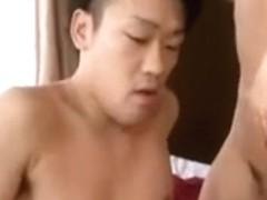 AMWF Aleska Diamond interracial with Asian guy
