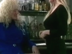 Sex On Bar. (Classic Scene)