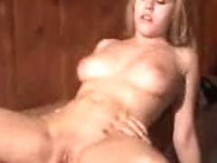 Beautiful blonde has a good experience in the hardcore fucking