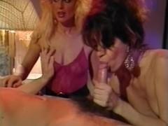 Annette Haven, Sharon Kane, Eric Edwards in vintage fuck video