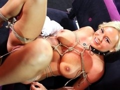 Bree Olson in Tied Up in Berlin! Video