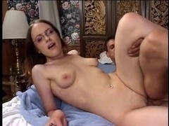 Valuable gal turns into nasty cutie