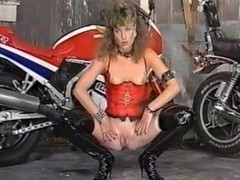 Lady Mistresse #1, 1987 Teresa Orlowski,Jeannie Pepper Part two