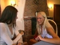 Nicole & Steffi Anal fun