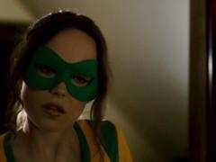 Unknown,Ellen Page in Super (2010)