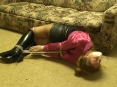 molly hogtied