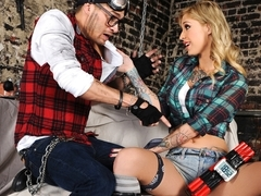 Kleio Valentien & Xander Corvus  in Lock And Load - Episode 4 - Burn the Witches