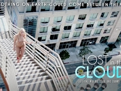 Mia Malkova & Danny Mountain in Lost In The Clouds Video