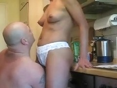 Brutally fist screwed outlandish dilettante housewife