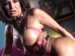 Tara Holiday - Tit Clamps