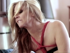 Exotic pornstars Julia Ann, Seth Gamble in Horny BDSM, Big Cocks adult movie