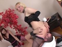 Exotic pornstar in horny foot fetish, cumshots xxx clip
