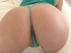 Katie Summers enjoys nice and slow anal fucking