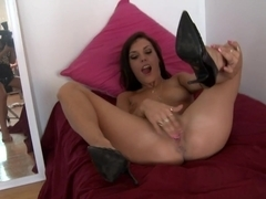 Best pornstar Shana Lane in Hottest Redhead, Medium Tits sex clip