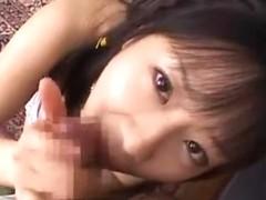Exotic Japanese model in Incredible POV JAV movie