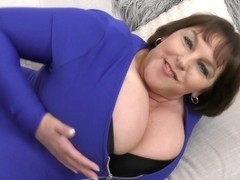 Carol Brown - British Huge Breasted Housewife Carol