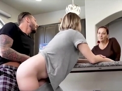 And, Cara May gets the award for fucking STEPDADDY the best!