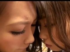 Japanese Stocking Lesbians