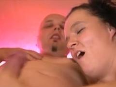 German Non-Professional ,Aged Fuckfest in Swingers Club - Scene 1