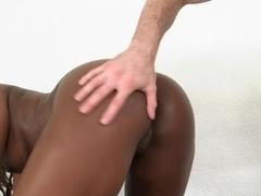 Exotic pornstar in Amazing Facial, Black and Ebony adult video