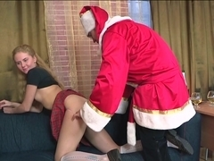 Amazing pornstars in Crazy Stockings, College porn scene