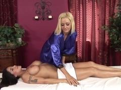 Exotic pornstar in Hottest Massage, HD porn video