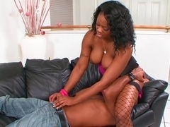 Crazy pornstar Barbie Banxxx in hottest black and ebony, brazilian sex clip