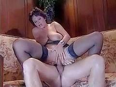 Amateur Mature Wild RIDE On Cock - LostFucker