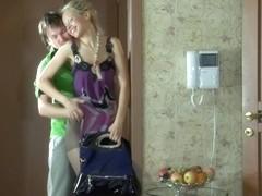 PantyhoseLine Movie: Irene and Rolf