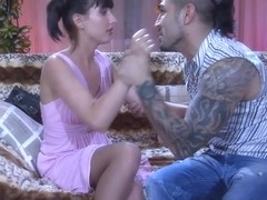 PantyhoseTales Clip: Madeleine and Frederic
