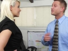 Anikka Albrite & Bill Bailey in Naughty Office