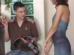 AnalSaga Scene: Patricia A and Sergio C