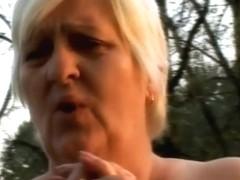 Anna Mary in Hey grandma is a whore 15 Scene 2