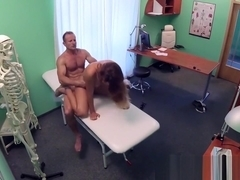 Busty Nicole Vice Gets Hammered Deep While Riding Cock
