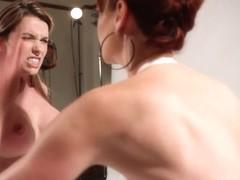 BONUS Promo photo shoot turned BDSM scene with Courtney Cummz