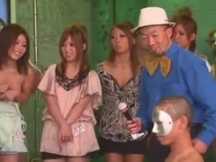 Incredible Japanese chick Akiho Nishimura, Cocomi Naruse, Seira Moroboshi in Best Blowjob, Facial .