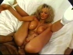 Classic Busty Cougar Banging In High Heels