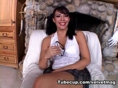VelvetMag Video: Lorena Sanchez