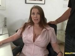 Bignaturals - Sleeping boobie