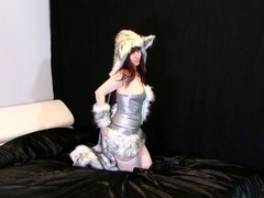 Spicy Wolf Costume Play