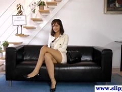 Gorgeous classy spanish ebonybabe pov blows geriatric